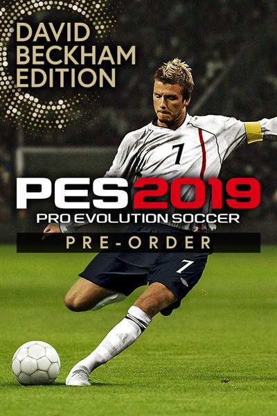 PRO EVOLUTION SOCCER 2019 DAVID BECKHAM EDITION: Pre-Order