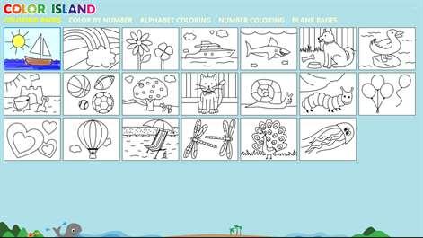Color Island (Free) Screenshots 1