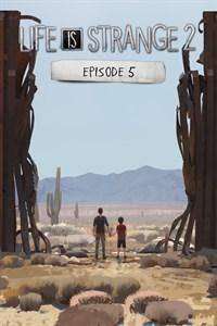 Carátula para el juego Life is Strange 2 - Episode 5 de Xbox 360