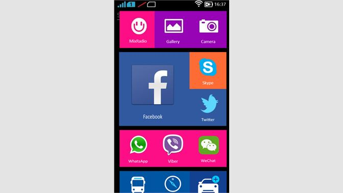 Get Nokia X Launcher - Microsoft Store