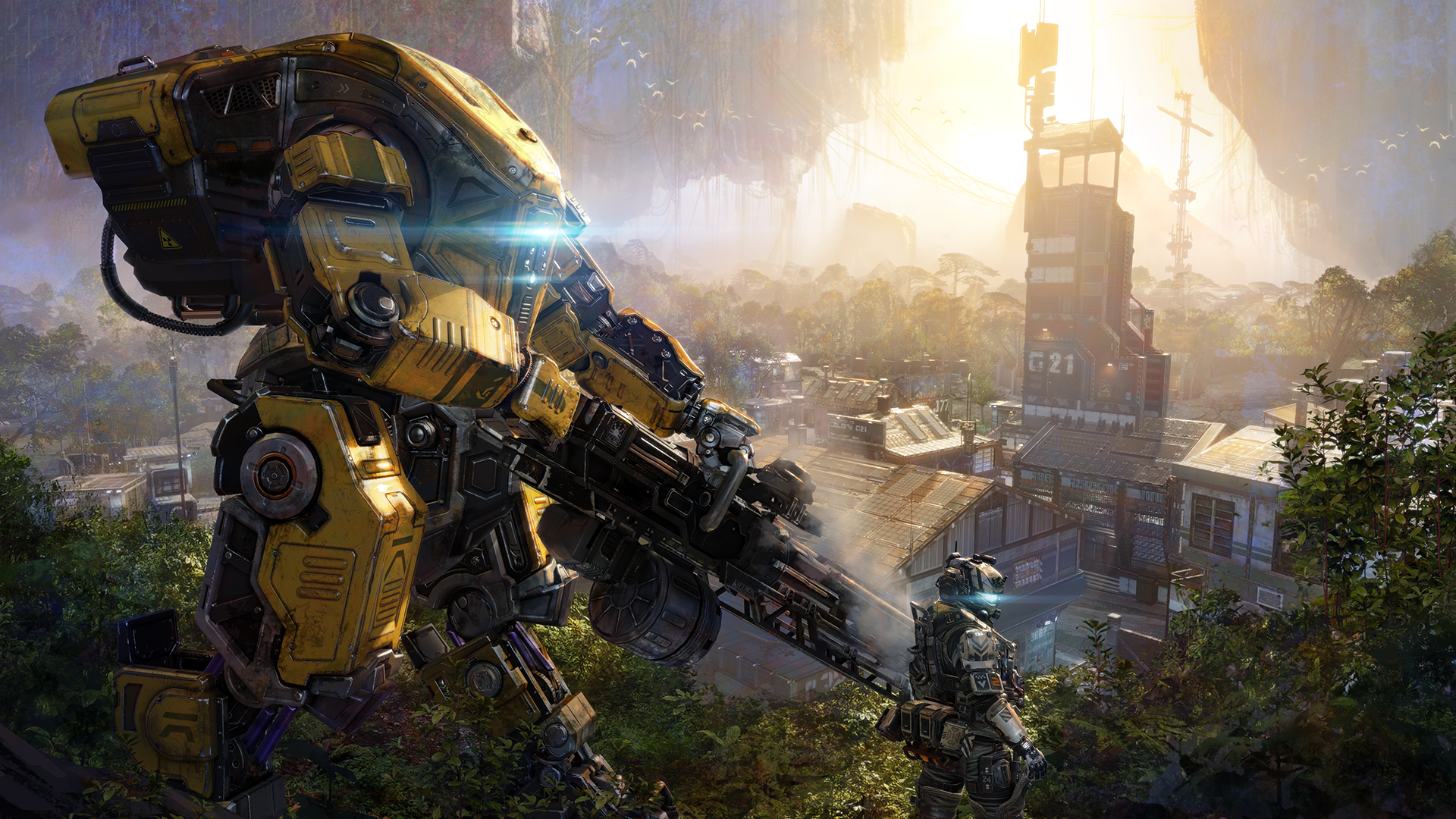 Titanfall® 2: Colony Reborn Bundle
