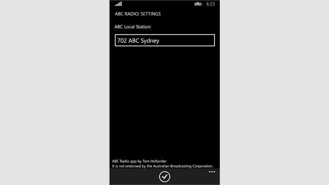 Get ABC Radio - Microsoft Store en-AU