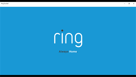 Ring Video Doorbell Screenshot