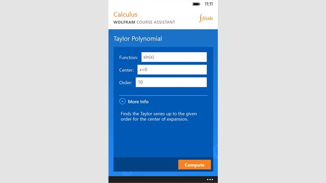 Buy Calculus Course Assistant - Microsoft Store