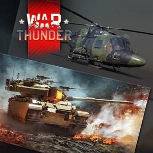 War Thunder - G-Lynx and Sho't Kal Dalet Bundle Xbox One