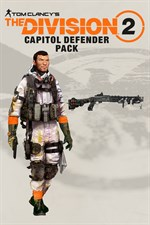 Buy Tom Clancy's The Division® 2 - The Capitol Defender Pack