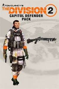 Tom Clancy's The Division® 2 - The Capitol Defender Pack