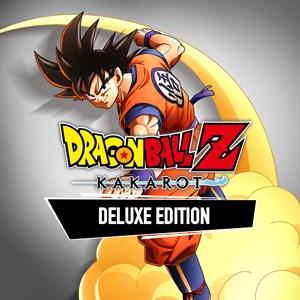 DRAGON BALL Z: KAKAROT Deluxe Edition Pre-Order Bundle Xbox One