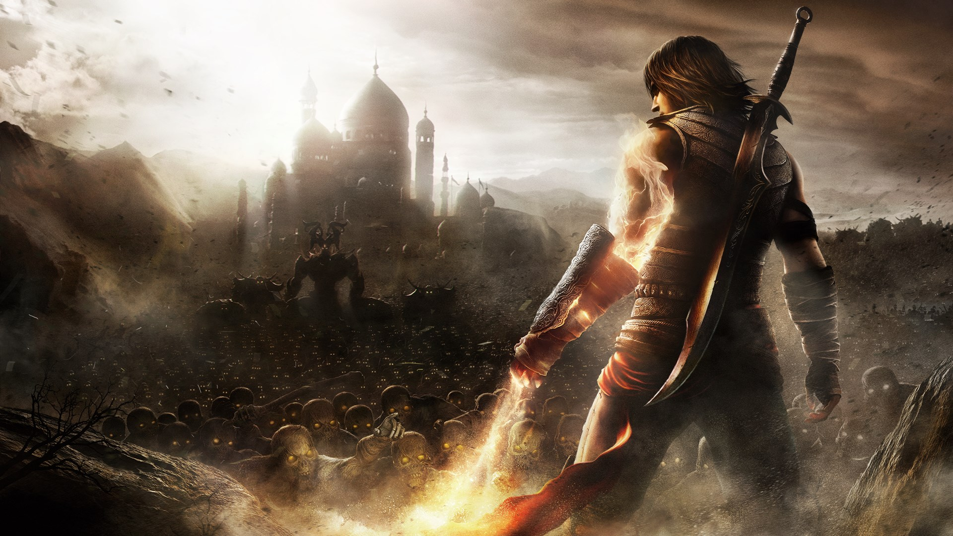 Buy Prince Of Persia The Forgotten Sands Microsoft Store