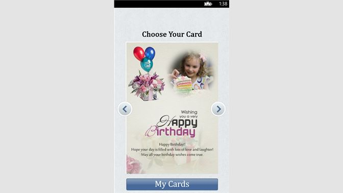 Get Birthday Cards