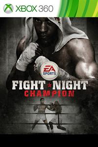 Carátula para el juego FIGHT NIGHT CHAMPION de Xbox 360