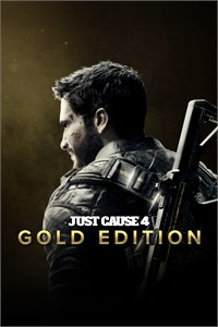 Carátula del juego Just Cause 4 - Gold Edition
