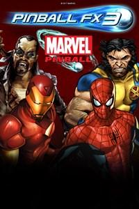 Carátula del juego Pinball FX3 - Marvel Pinball Original Pack