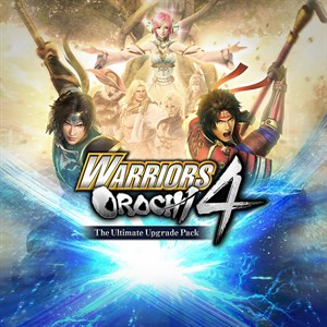 WARRIORS OROCHI 4: The Ultimate Upgrade Pack with Bonus Xbox One