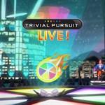 TRIVIAL PURSUIT LIVE! Logo