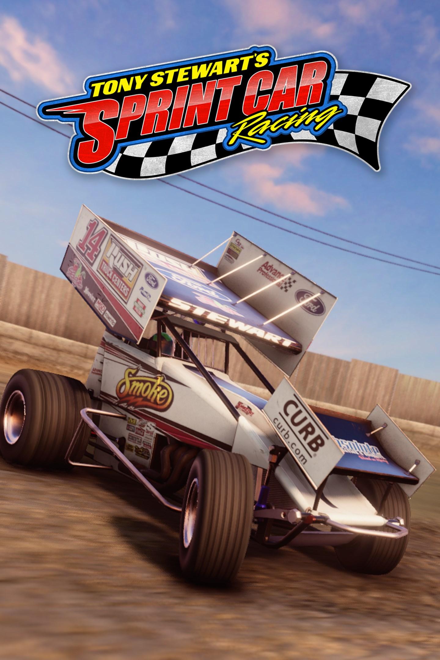 Buy Tony Stewart S Sprint Car Racing Microsoft Store