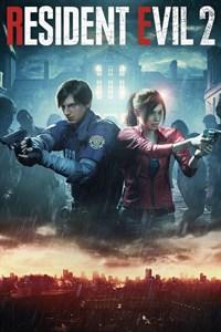Carátula para el juego RESIDENT EVIL 2 de Xbox 360