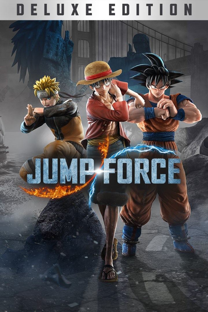 jump force collectors edition contents