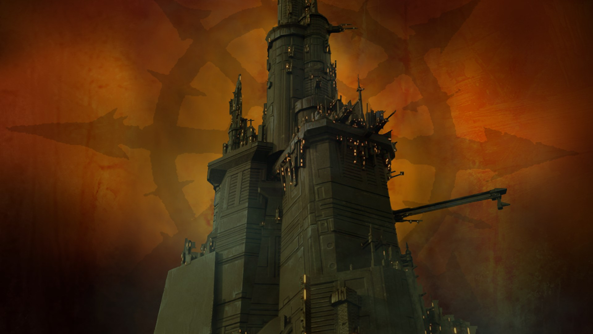 Warhammer 40 000: Inquisitor - Martyr |Charybdis outpost mission