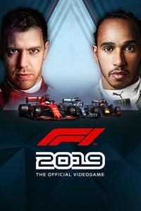 Carátula para el juego F1 2019 de Xbox 360