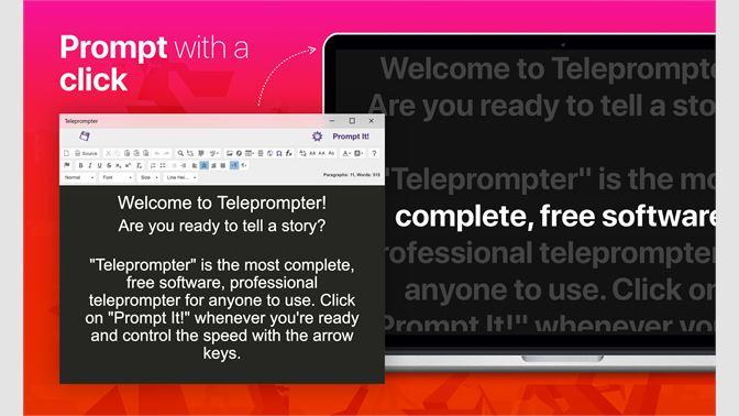 Buy Teleprompter Pro  - Microsoft Store