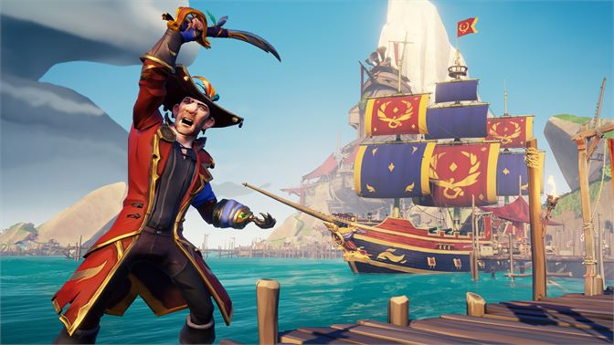 Buy Sea of Thieves: Anniversary Edition - Microsoft Store