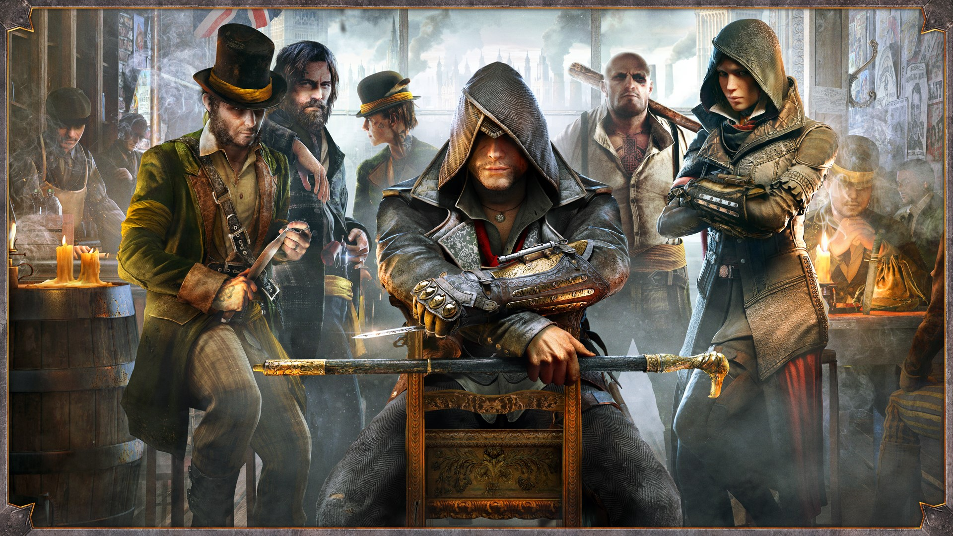 Buy Assassin's Creed® Syndicate Gold Edition - Microsoft Store en-IN