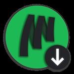 Mpotify: Downloader for Spotify Logo
