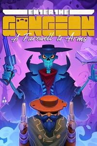 Carátula para el juego Enter The Gungeon de Xbox 360