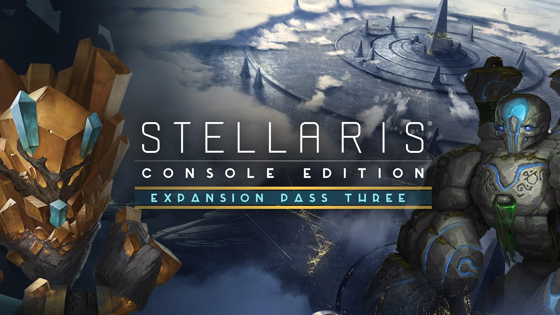 Скриншот №2 к Stellaris Console Edition - Expansion Pass Three
