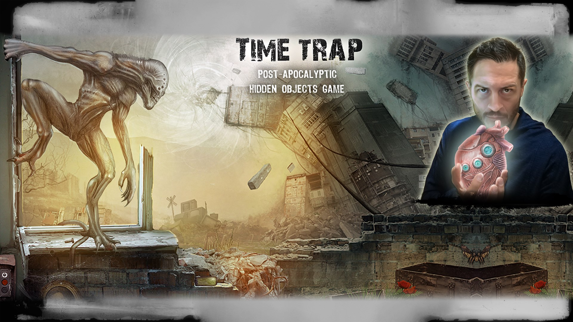 Get Time Trap Adventure : Hidden Objects game for free