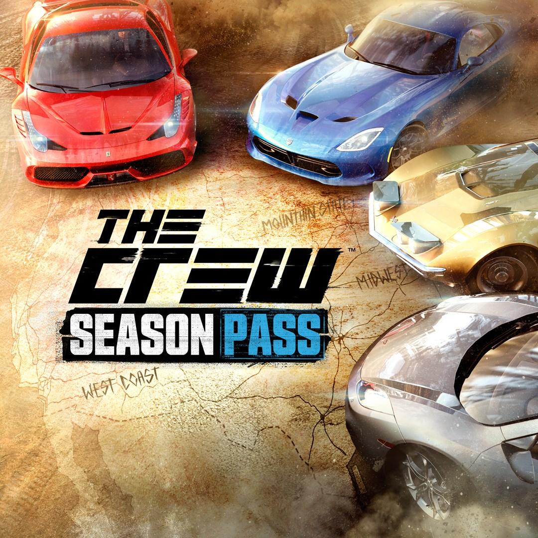 Сезонный абонемент для The Crew™