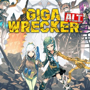 GIGA WRECKER ALT. Xbox One