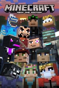 Pacote de Capas 5 Minecraft
