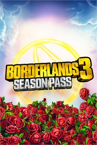 Carátula del juego Borderlands 3 Season Pass