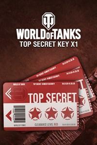 World of Tanks - Top Secret Key Card