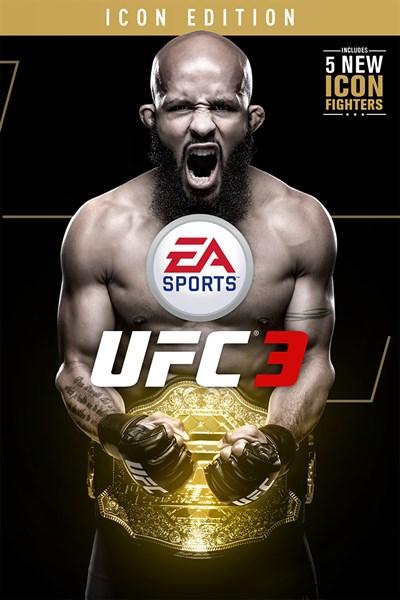 EA SPORTS™ UFC® 3 ICON Edition
