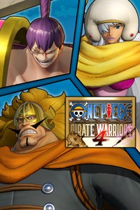 ONE PIECE: PIRATE WARRIORS 4 Pack Ilha Whole Cake