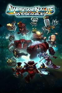 Carátula del juego Awesomenauts Assemble!