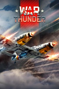 War Thunder - Bf 109Z Zwilling Pack