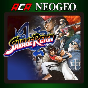 ACA NEOGEO SAVAGE REIGN Xbox One