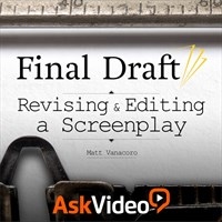 Buy Revising and Editing a Screenplay For Final Draft  - Microsoft