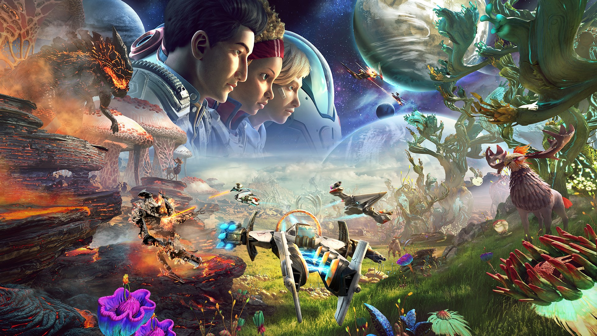 Starlink: Battle for Atlas - Deluxe Edition