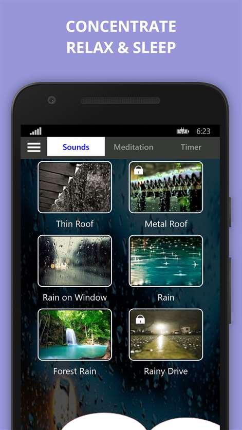 Get Relax Rain Sounds - Microsoft Store en-MY
