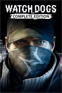 Carátula del juego WATCH_DOGS COMPLETE EDITION