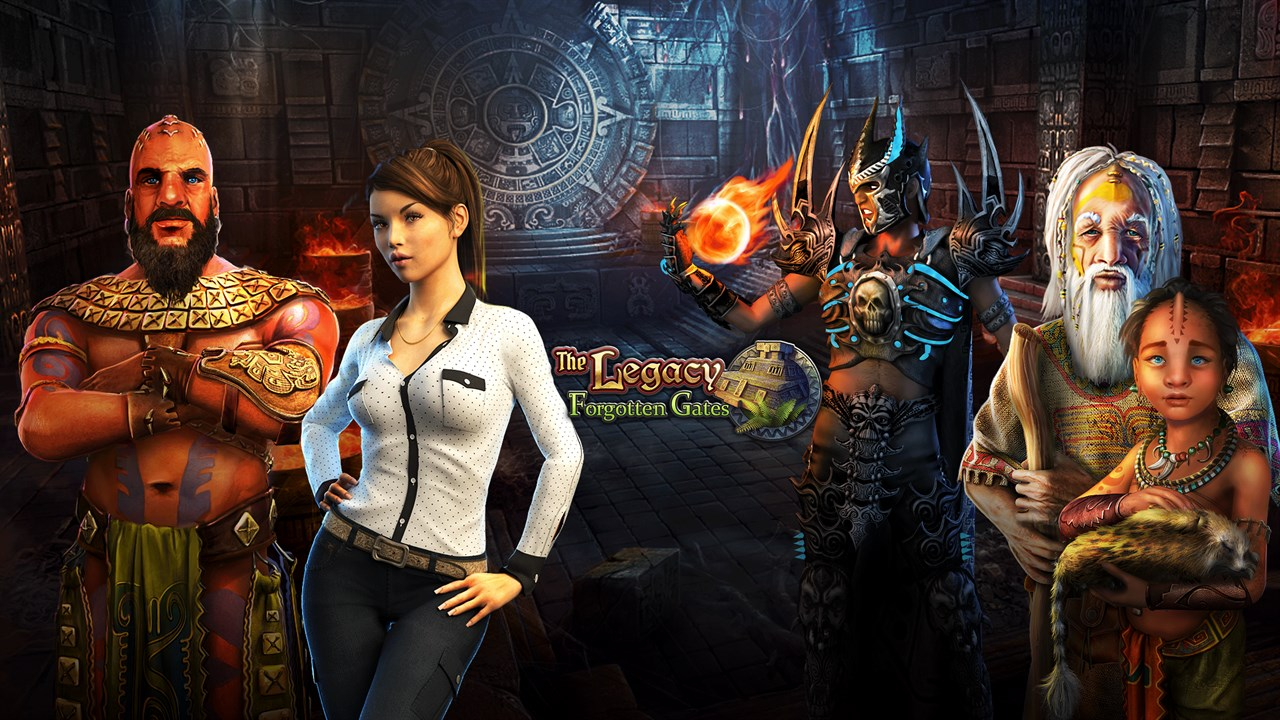 Get The Legacy: Forgotten Gates - Microsoft Store