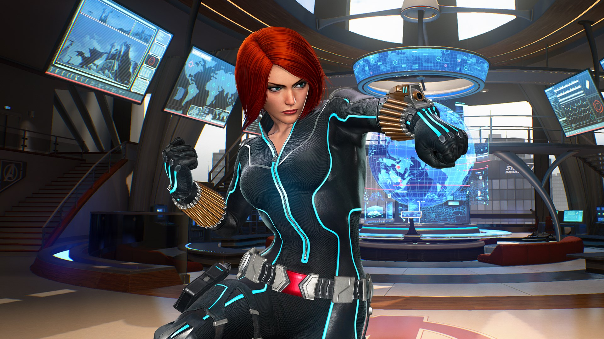 Marvel vs. Capcom: Infinite - Black Widow
