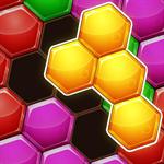 Hexa Puzzle Master : Train Your Brain Logo