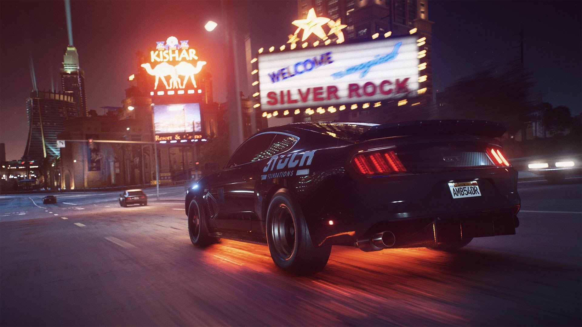 Скриншот №1 к Need for Speed™ Payback