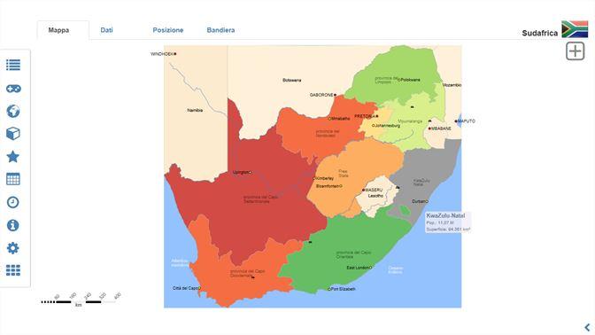 Cartina Politica Africa In Italiano.Acquista Atlante E Mappa Mondo Mxgeo Free Microsoft Store It It